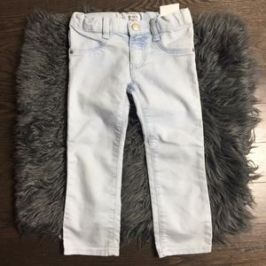 Armani Jr. Girls 3T Denim